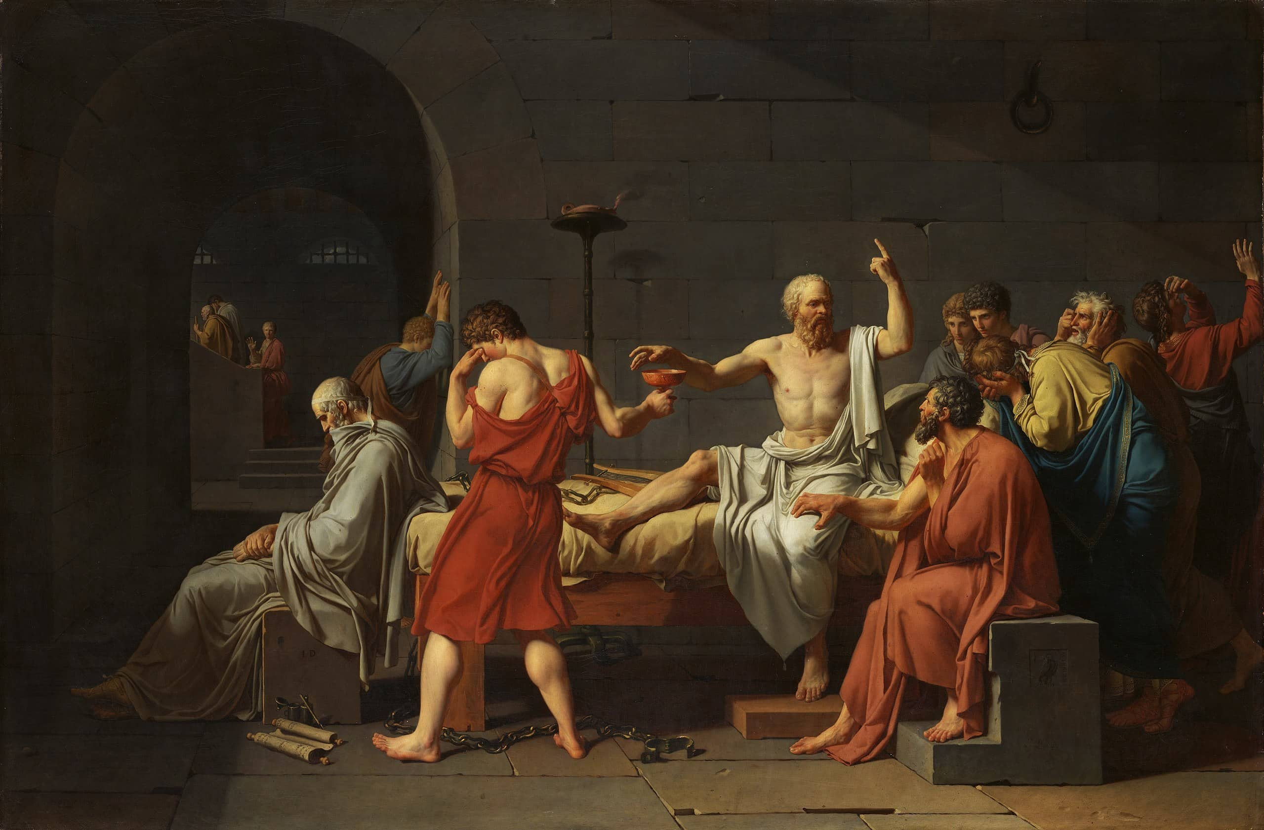 2560Px David  The Death Of Socrates