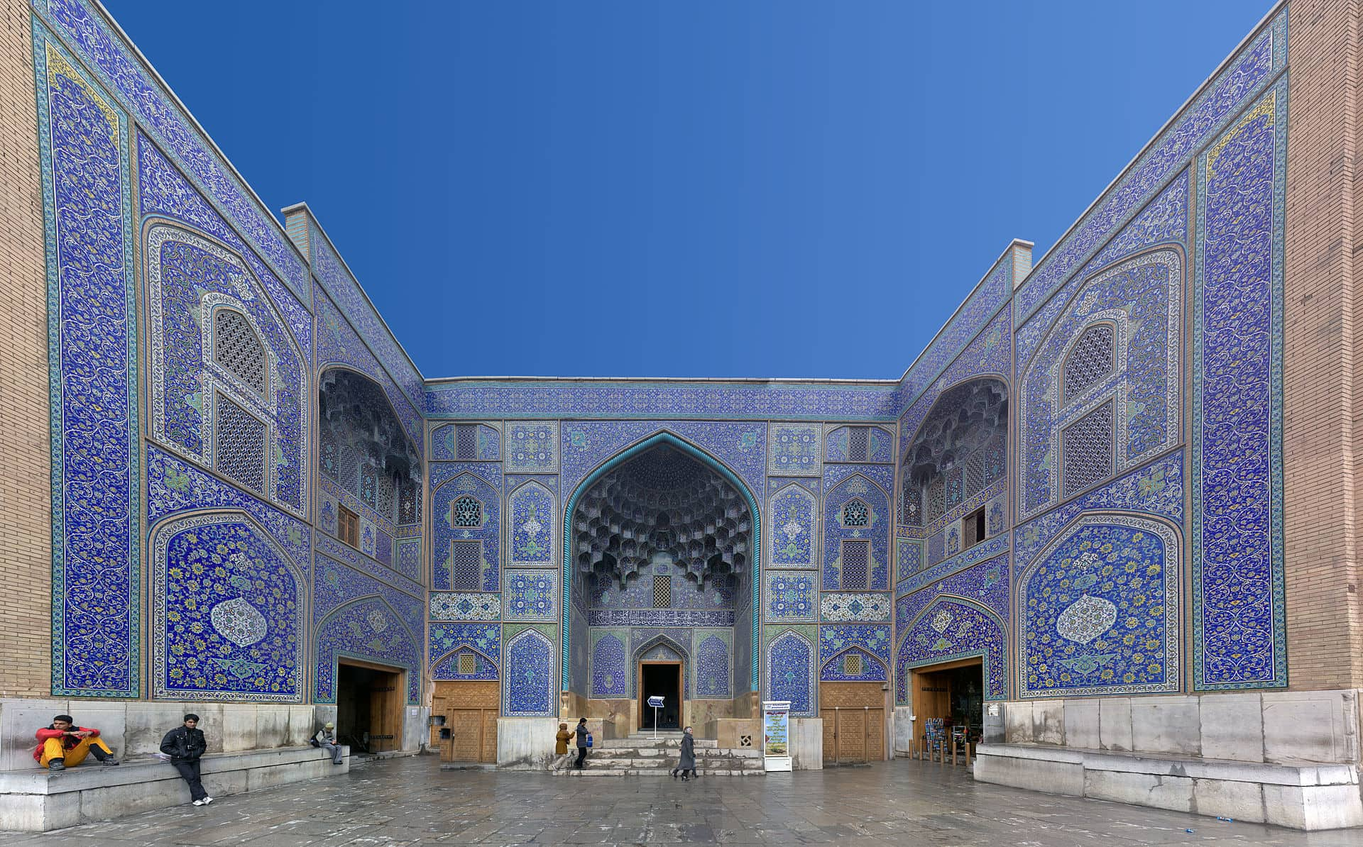 The Silent Theology Of Islamic Art Article Renovatio