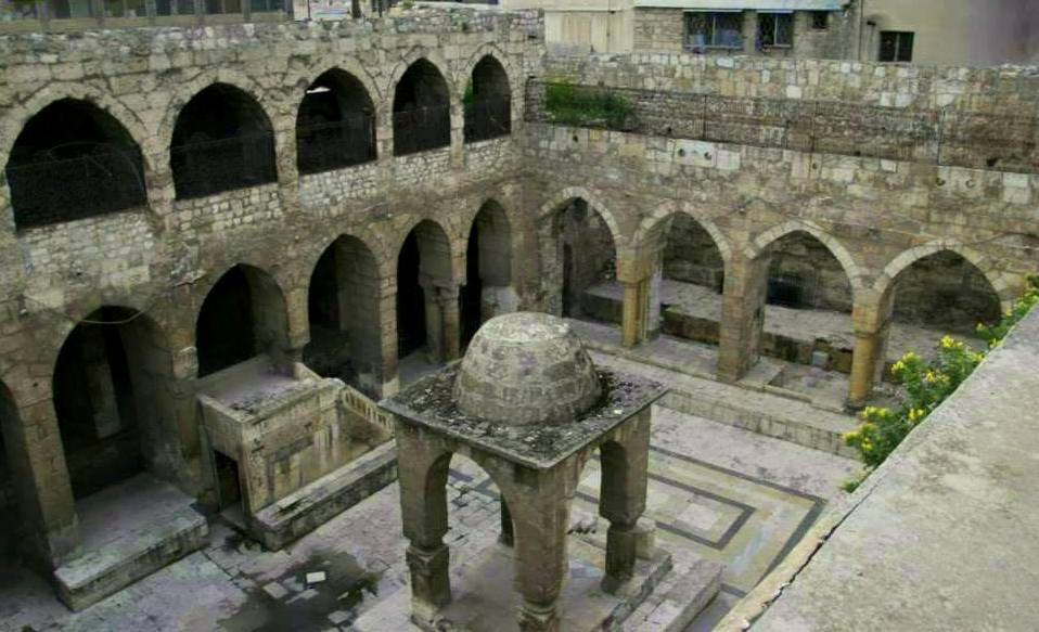 The Central Synagogue of Aleppo; photo: Wikimedia Commons, Govorkov